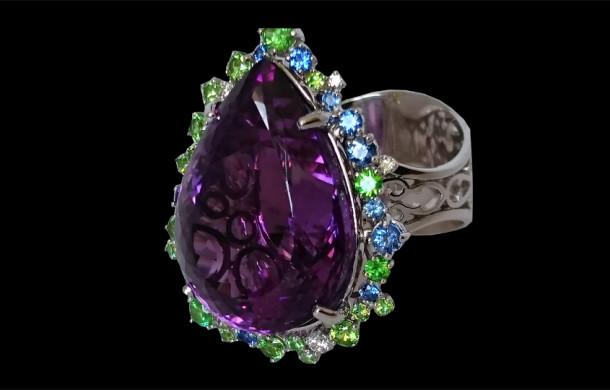 Кольцо из коллекции «OSTARA»
